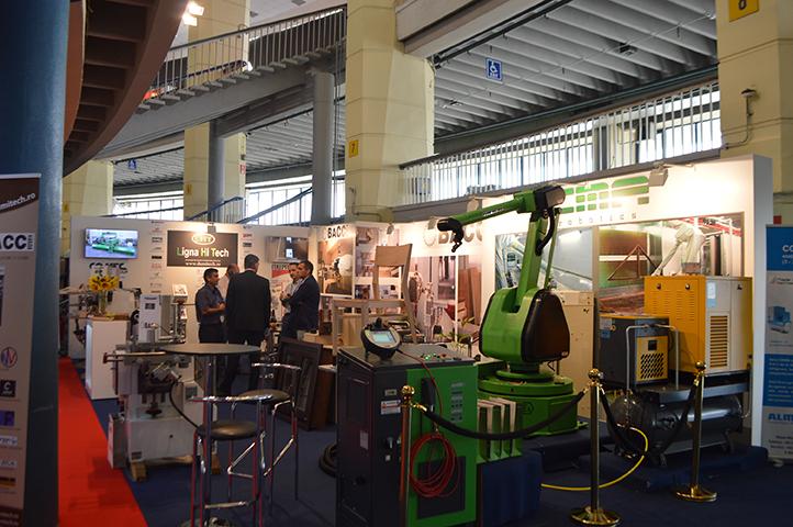 ligna high tech bifesim 2016 6 Expoevolution   Standuri expozitionale