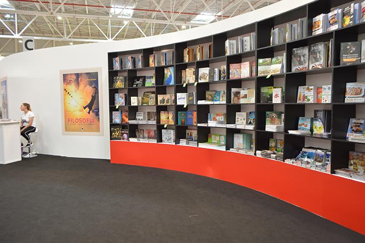 rao bookfest 2018 8 Expoevolution   Standuri expozitionale