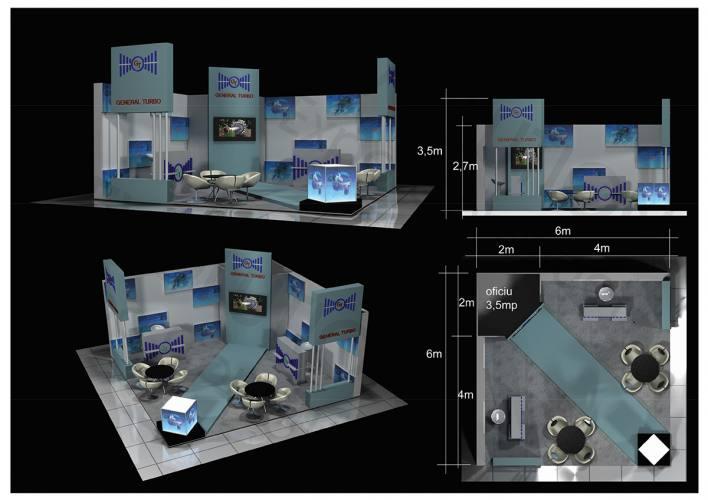 367cb6178ce79970edd583fc2f2316eb 1 GENERAL TURBO   Proiect 3D