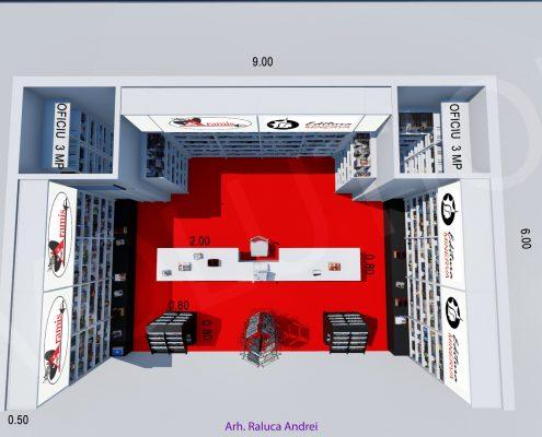 aramis minerva proiect 3d 2 495x400 ARAMIS & MINERVA   Proiect 3D