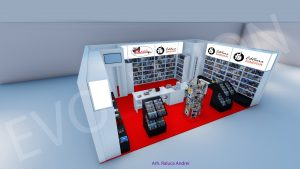 aramis minerva proiect 3d 3 300x169 Proiect ARAMIS & MINERVA   2017   3