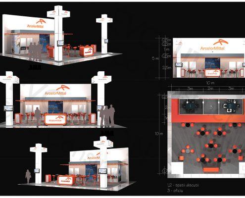 arcelor mittal proiect 3d 495x400 ARCELOR MITTAL   Proiect 3D
