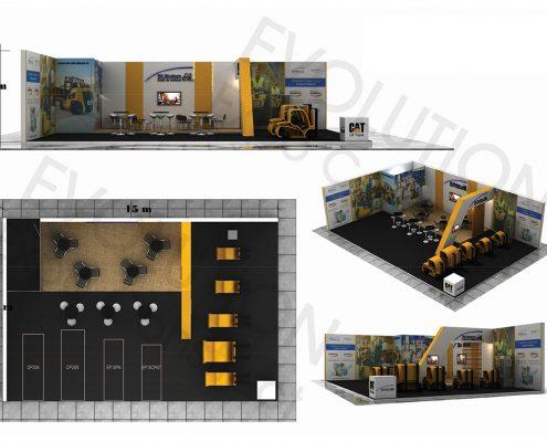 caterpilar proiect 3d 495x400 CATERPILAR   Proiect 3D