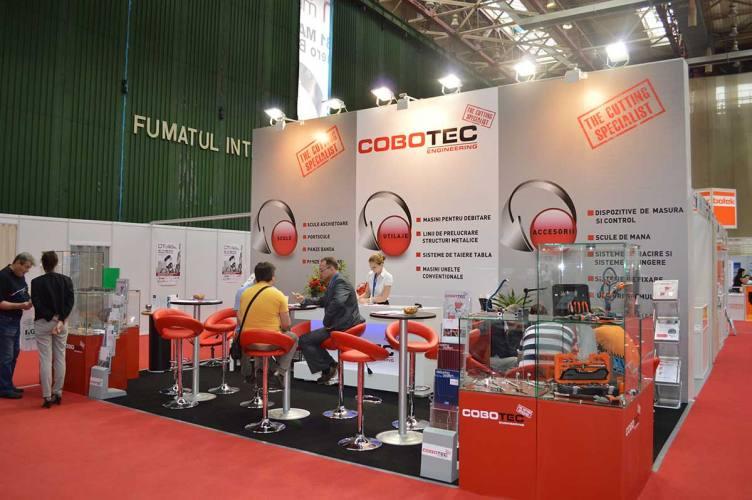 cobotec industrial demometal 2014 COBOTEC   INDUSTRIAL   DEMOMETAL   2014