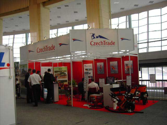 czech trade indagra 2004 CZECH TRADE   INDAGRA   2004