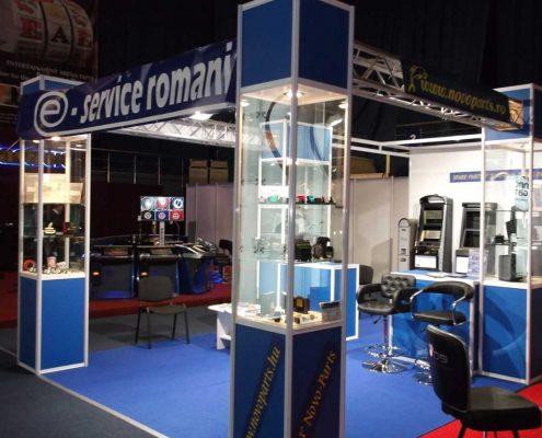 e service entertainment arena 2011 495x400 E SERVICE   ENTERTAINMENT ARENA   2011