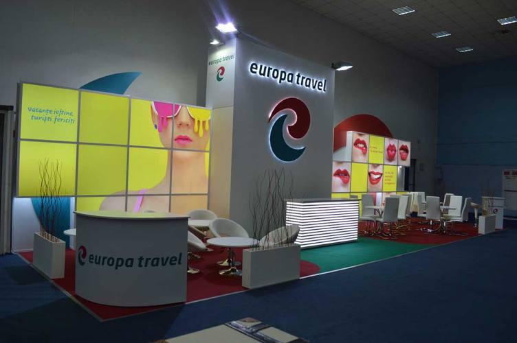 europa travel targ de turism 2014 5 EUROPA TRAVEL   TARG DE TURISM   2014