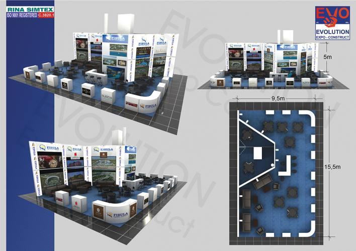 fibula proiect 3d FIBULA   Proiect 3D