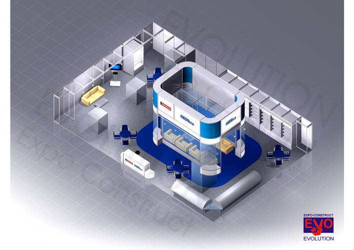 horeco baroncini proiect 3d HORECO BARONCINI   Proiect 3D