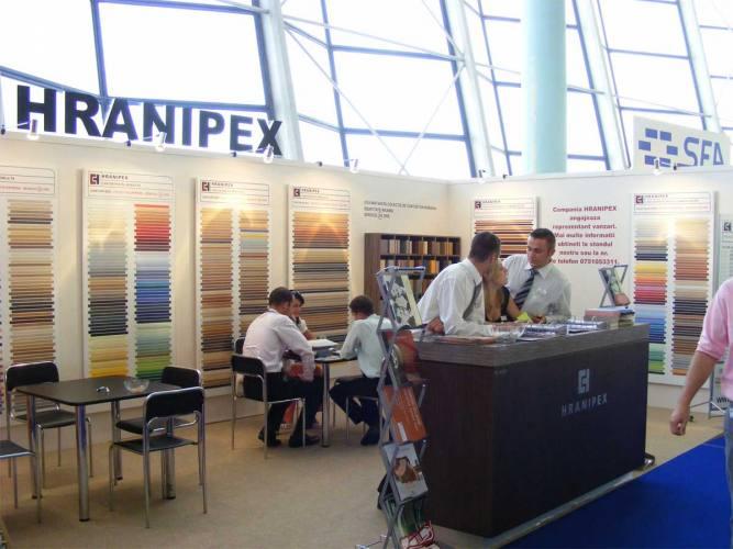 hranipex targ mobila 2008 HRANIPEX   Targ mobila   2008