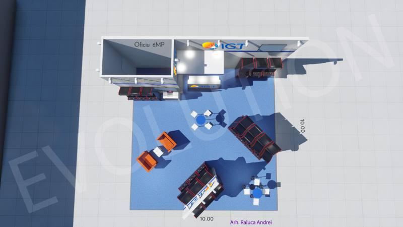 igt proiect 3d IGT   Proiect 3D