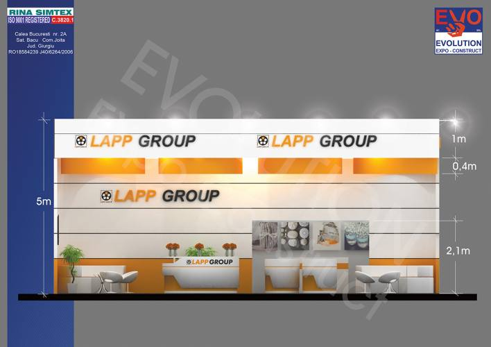 lapp group proiect 3d LAPP GROUP   Proiect 3D