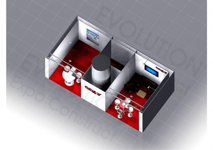 qatar proiect 3d QATAR   Proiect 3D