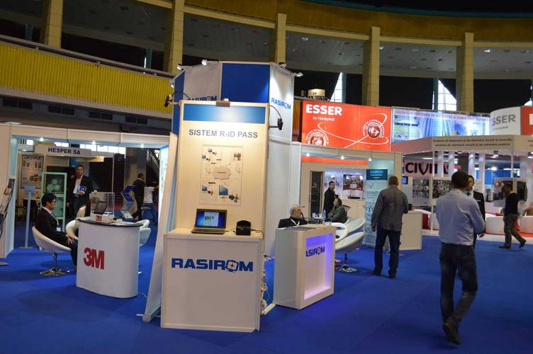 rasirom expo security it gaming vending 2014 3 RASIROM   EXPO SECURITY   IT GAMING VENDING   2014