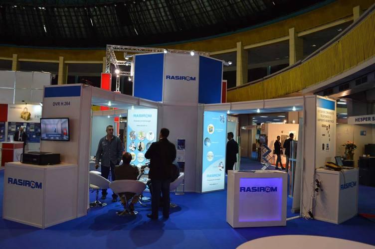 rasirom expo security it gaming vending 2014 RASIROM   EXPO SECURITY   IT GAMING VENDING   2014