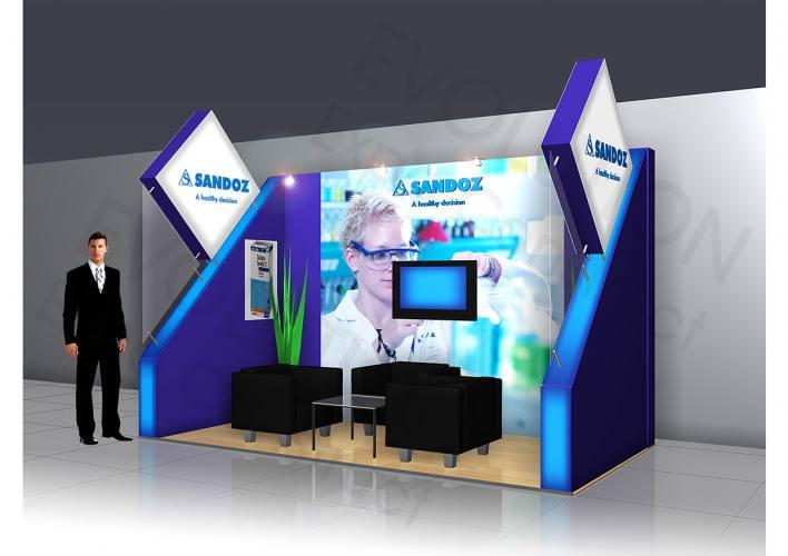 sandoz proiect 3d SANDOZ   Proiect 3D