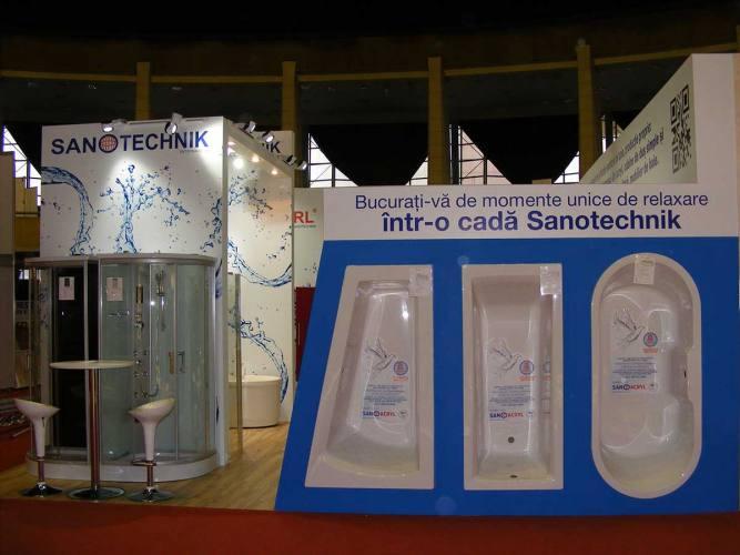 sanotechnik construct expo 2014 SANOTECHNIK   CONSTRUCT EXPO   2014