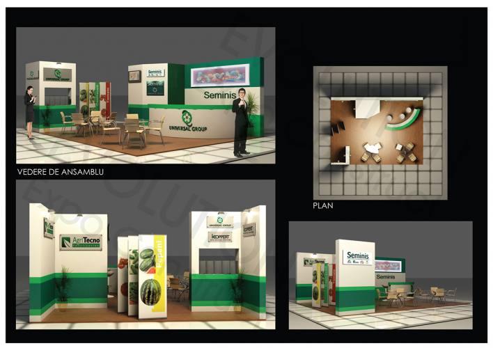 seminis 3d project SEMINIS   Proiect 3D