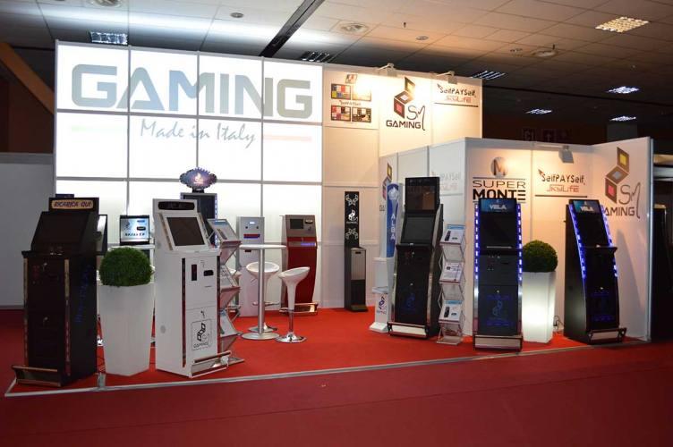 supermonte eae it gaming vending 2014 SUPERMONTE   EAE   IT GAMING VENDING   2014