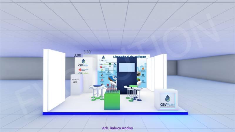 cv water control expo apa 2018 C&V WATER CONTROL    EXPO APA 2018