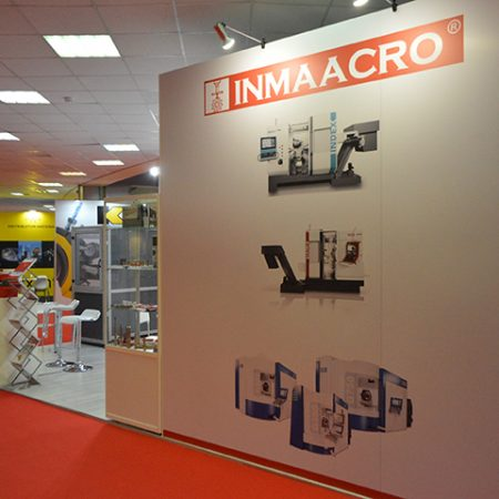 inmaacro metal show 2018 8 450x450 INMAACRO   METAL SHOW 2018