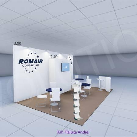 romair consulting expo apa 2018 450x450 ROMAIR CONSULTING   EXPO APA 2018