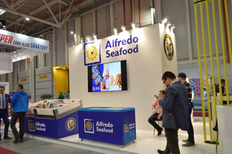 ALFREDO SEAFOOD CARNEXPO 2018 1 ALFREDO SEAFOOD   CARNEXPO 2018