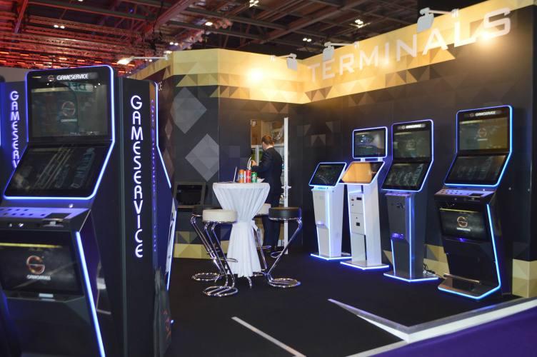 Gameservice ICE Londra 2019 1 1 Expoevolution   Standuri expozitionale