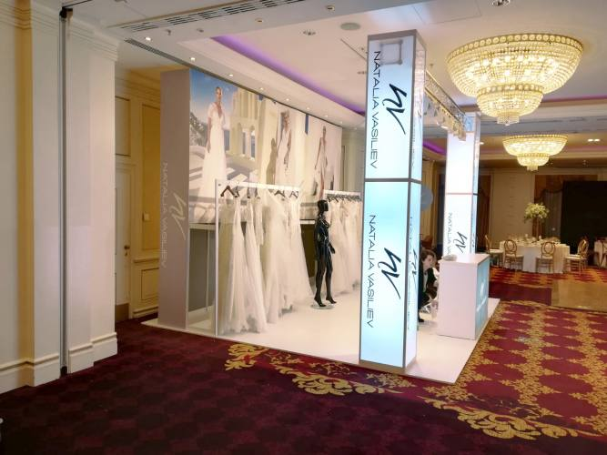 Natalia Vasiliev The Wedding Day by JW Marriott 2019 3 Expoevolution   Standuri expozitionale