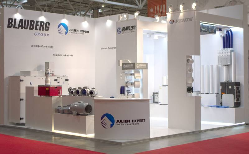 Julien Romtherm 2019 1 1 Expoevolution   Standuri expozitionale