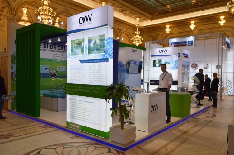 CV WATER CONTROL EXPO APA 2019 1 Expoevolution   Standuri expozitionale