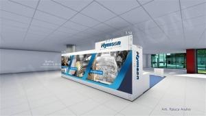 HYMSON ITALIA BLECHEXPO 2019 Germania Proiect 3 300x169 HYMSON, ITALIA   BLECHEXPO 2019, Germania   Proiect 3