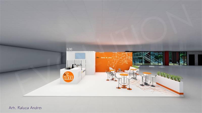 IFM Demo Metal Arad 2019 Proiect 01 Expoevolution   Standuri expozitionale