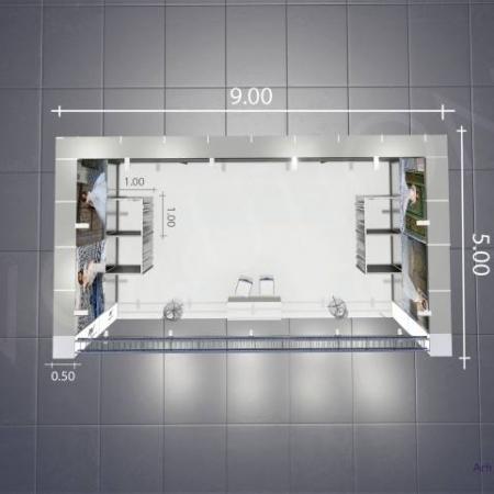 Proiect NATALIA VASILIEV TARGUL GHIDUL MIRESEI 4 450x450 NATALIA VASILIEV Targul Ghidul Miresei febr 2020